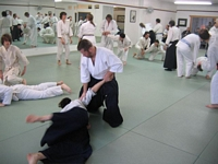 Aikido Friendship Seminar 3